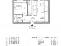 Metrou Dimitrie Leonida, apartament 2 camere 2020