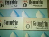 Alef- geometrie . 6 volume