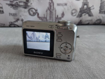 Camera foto SONY S650 7.2megapixeli iso 1000 Zoom Optic 3x