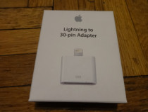-50 % Adaptor original apple iphone 30 pini,iphone lightning
