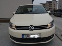 Vw Touran An 2012 Motor 1.6 105 cp Euro 5