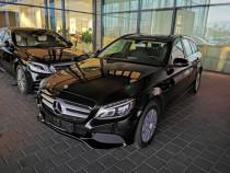 Mercedes C200 d. Auto cu garantie Mercedes (Junge Sterne)
