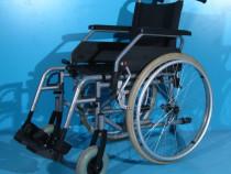 Scaun cu rotile, carucior dizabilitati B+B / sezut 39 cm