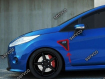 Ornamente laterale Ford Fiesta Mk7 RS Look 2008-2016 v2