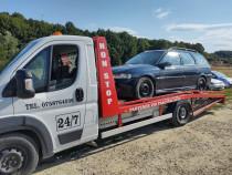 Transport platforma auto