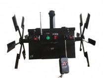 Sistem wireless pentru 12 vulcani - sf004 - soare rotitor