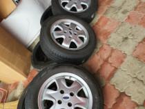 Jante aluminiu si anvelope ford 195.6015