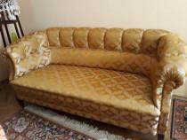 Canapea si fotolii cu tabureti Szekely&Reti matase