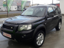Land rover freelander TD4,an 2005,volan stanga,RAR recent