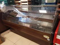 Vitrine frigorifice orizontale lungime 2 m, pret negociabil