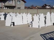 Monumente funerare, Cruci