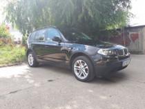 BMW X3 2008 2.0D 177cp