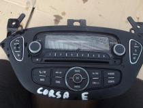 Radio CD Opel Mokka Corsa E 2014-2020 radio CD original dezm