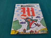 Baronul munchhausen/ gottfried august burger/ilustrații done