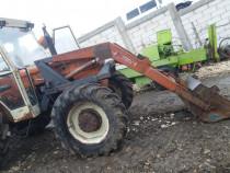 Incarcator frontal pentu tractor fiat sau universal