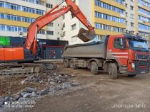 Demolari-excavatii-pamant-nisip