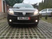 Dacia Sandero 1.4 benzina 2012 perfecta stare euro 5 ieftin