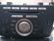 Consola/Cd Player/Radio Cd mp3/Magazie 6 Cd/Mazda 3