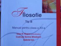Filosofie Tip B Manual pentru clasa a XII-a