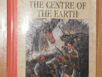 Journey to the Centre of the Earth de Jules Verne. Illustrat