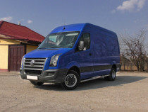 Volkswagen Crafter punte spate dubla climatic 3500 kg