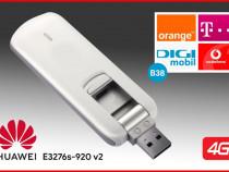 Modem 4G LTE Huawei E3276s-920 v2 Digi B38, Orange