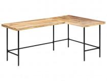 Birou, 120 x 60 x 76 cm, lemn masiv de mango 247904