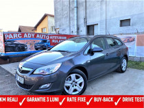 Opel astra model 2012 1,7 cdti - rate fixe , garantie