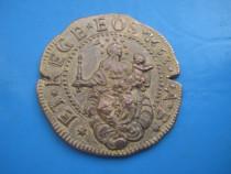 4849-Moneda Comoara Piratilor 1653-1971. Les Tresor des P.