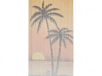Perdea de ușă pentru insecte, 90 x 200 cm, 45736
