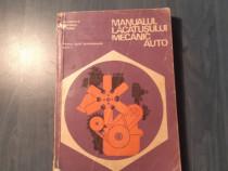Manualul lacatusului mecanic auto Gh Fratila Negrus