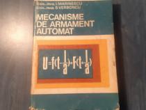 Mecanisme de armament automat de I. Marinescu
