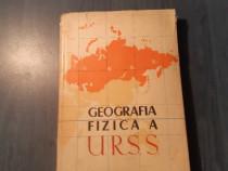 Geografia fizica a U. R.S.S. Sirbu Maria