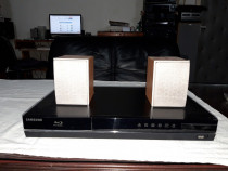 Blue ray disc amplificat 2.1 Samsung AH63 + boxe, DVD record