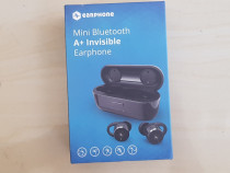 Casti Mini Bluetooth A+ Invisible