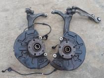 Fuzete fata cu rulmenti si senzori ABS Audi A4 B7 1.9 TDi