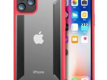 Husa+Folie sticla APPLE iPhone 11 Pro/11 Pro Max/11 premium