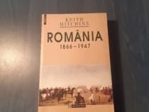 Romania 1866-1947 de Keith Hitchins