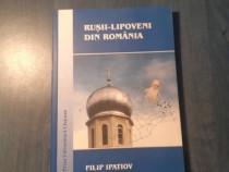 Rusii lipoveni din Romania de Filip Ipatiov