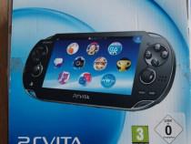 PS vita ,playstation vita, wi fi , 3G , touchscreen,3 jocuri