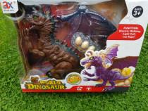 Dinozaur electric, Dinozaur inteligent Piccolino 40 cm