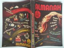 Vechi almanah de colectie viata romaneasca comunism 1985