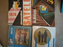 Almanahuri vechi din anii 1970-1980,preț 10lei/almanah