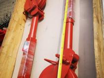 Picior sprijin cu roata metalica remorca 7 tone robust