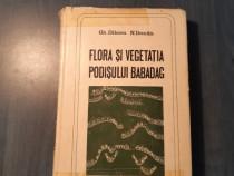 Flora si vegetatia podisului Babadag de Gh. Dihoru