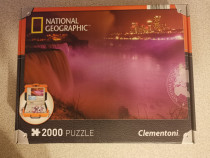 Puzzle 2000 piese National Geographic Niagara