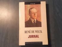 Rene de Weck Jurnal