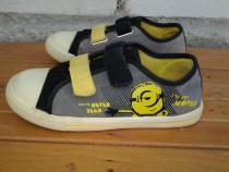 Despicable Me Minios - pantofi sport copii mar. 34
