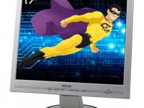 "Monitor LCD TFT 17"" PHILIPS 170S6 VGA 1280x1024"