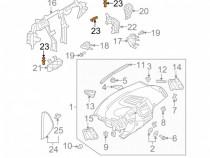 Clips Oe Volkswagen 701867299E9B9